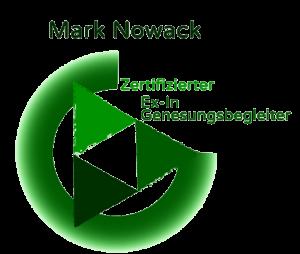 Mark Nowack zertifizierter Ex-In Genesungsbegleiter